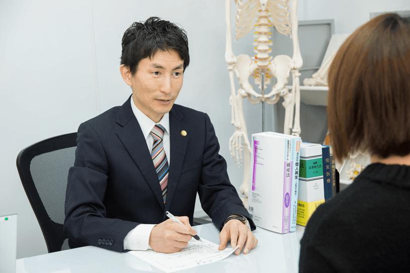堺市の弁護士が後遺障害診断書を無料で検討致します。